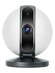 cheap -Ithink 1.0 MP Indoor with IR-cut 64(Day Night Motion Detection Dual Stream Remote Access IR-cut) IP Camera