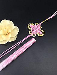 cheap -Multi Color Terylene Wedding Ribbons - 1 Piece/Set Pendants Car