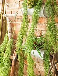 Недорогие -Искусственные Цветы 1 Филиал Деревня / Пастораль Стиль Pастений Цветы на стену