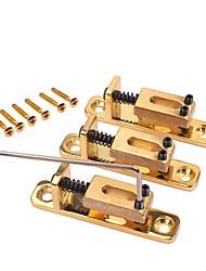 baratos -Profissional Acessórios Alta classe Guitarra novo Instrumento Metalic Acessórios para Instrumentos Musicais 4.96*1.08*1.5