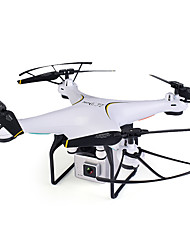 abordables -RC Drone SG-600 4 canaux 6 Axes 2.4G Avec Caméra HD 0.3MP Quadri rotor RC Mode Sans Tête / Vol Rotatif De 360 Degrés Quadri rotor RC /