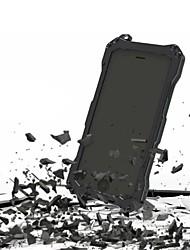 Capinha Para Apple iPhone 7 Plus iPhone 7 Antichoque Impermeável Capa Proteção Completa Armadura Rígida Metal para iPhone 7 Plus iPhone 7