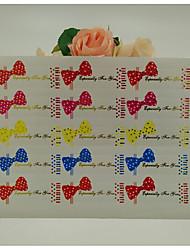 baratos -Outros Etiquetas, Etiquetas e tags - 15 Irregular Autocolantes Todas as Estações