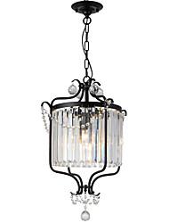 cheap -LightMyself™ 3-Light Chandelier Ambient Light - Crystal, 110-120V / 220-240V Bulb Not Included / 5-10㎡ / E12 / E14