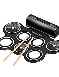 cheap -Percussion MIDI Music Plastics Silica Gel Musical Instruments