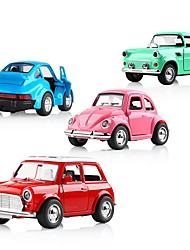 cheap -Sound light Collection Brinquedos Car Vehicle Toys Toy Car Classic Car Music Vehicles Car Exquisite Metal Alloy Kid's Gift 1pcs