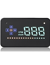 cheap -VA2 3.5 Head Up Display Alarm Speed Warning for Truck Bus Car Driving Speed