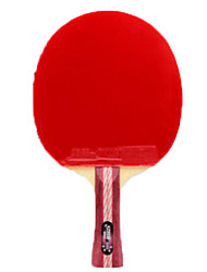 cheap -DHS® R4002-R4003 Ping Pang / Table Tennis Rackets Wood / Rubber 4 Stars Pimples / Long Handle Pimples / Long Handle