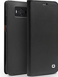 cheap -Case For Huawei Mate 10 pro Mate 10 Card Holder Wallet Shockproof Flip Full Body Cases Solid Color Hard Genuine Leather for Mate 10