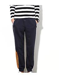 Недорогие -мужской нормальный средний рост микро-эластичный брюки брюки harem, марочное твердое волокно из бамбукового волокна из хлопка