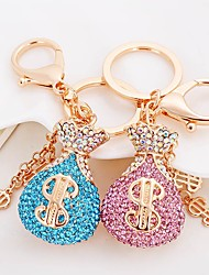 cheap -Birthday Friends Wedding Keychain Favors Zinc Alloy Keychain Favors - 1