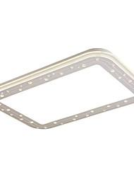 cheap -QIHengZhaoMing Pendant Light Ambient Light - Eye Protection, 110-120V / 220-240V, Warm White / White, LED Light Source Included / 15-20㎡
