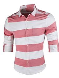 Majica Muškarci Prugasti uzorak Osnovni