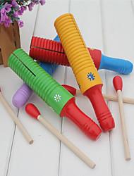 Недорогие -Обучающая игрушка Устройства для снятия стресса Для детей Flower Shape деревянный