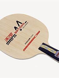 Недорогие -DHS® Dipper SP2000 CS Ping Pang/Настольный теннис Ракетки Пригодно для носки Прочный деревянный Углеродное волокно 1