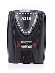 cheap -A380 Car Radar Detector Alarm Speed Warning for Car