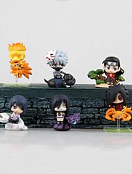 preiswerte -Anime Action-Figuren Inspiriert von Naruto Das Weihrauchauge des Naruto PVC CM Modell Spielzeug Puppe Spielzeug Herrn Damen