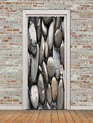 Недорогие -Геометрия 3D Наклейки Простые наклейки 3D наклейки Декоративные наклейки на стены Наклейки на холодильник, Винил Украшение дома Наклейка