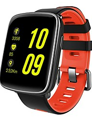 cheap -Smartwatch GV68 for iOS / Android Calories Burned / Bluetooth / Sleep Mode / Touch Sensor / APP Control Pulse Tracker / Pedometer / Call Reminder / Activity Tracker / Sleep Tracker / Alarm Clock
