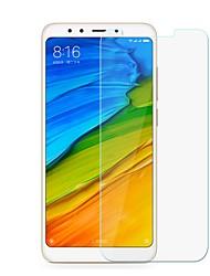 Недорогие -Защитная плёнка для экрана XIAOMI для Xiaomi Mi 5 Закаленное стекло 1 ед. Защитная пленка для экрана Защита от царапин Уровень защиты 9H