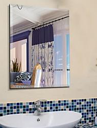 abordables -Espejo Brillante Moderno Vidrio Templado 1 pieza - Cuidado Corporal accesorios de ducha