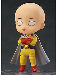 Недорогие -Аниме Фигурки Вдохновлен Один удар Человек Сайтама ПВХ См Модель игрушки игрушки куклы Муж. Жен.