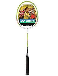 abordables -Raquettes de Badminton Durable Haute élasticité Acier Alumine Dure 2 pour