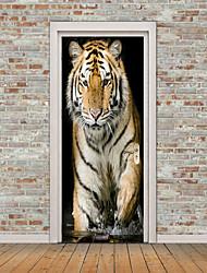 economico -Animali 3D Adesivi murali Adesivi aereo da parete Adesivi 3D da parete Adesivi decorativi da parete Adesivi foto Adesivi per pavimenti