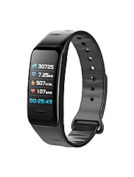 cheap -Smartwatch / Smart Bracelet YY-C1S for iOS Touch Screen / Heart Rate Monitor / Water Resistant / Water Proof Pedometer / Activity Tracker