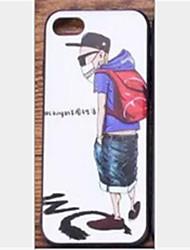 Etui Til Apple iPhone X iPhone 7 Plus Mønster Præget Bagcover Tegneserie Blødt TPU for iPhone X iPhone 8 Plus iPhone 8 iPhone 7 Plus