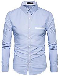Majica Muškarci - Ulični šik Prugasti uzorak Osnovni