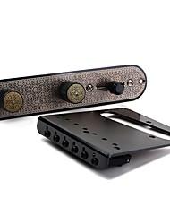 baratos -Profissional Acessórios Alta classe Guitarra Eléctrica novo Instrumento Metal Acessórios para Instrumentos Musicais 16*8.5*3.45