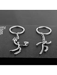 Недорогие -Спортивные товары Брелок сувениры Металлические Брелоки - 1