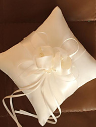 cheap -Chiffon Ring Pillow Beach Theme Garden Theme Vegas Theme Butterfly Theme Holiday Classic Theme Fairytale Theme Romance Bohemian Theme