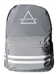 cheap -Men's Bags Oxford Cloth Backpack Zipper Blue / Black / Gray