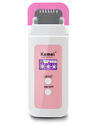 billige Barbering og hårfjerning-Kemei Epilator for Damer og Herrer 110-240V Mini Stil Lett og praktisk Multifunktion