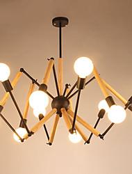 cheap -LightMyself™ Pendant Light Ambient Light 110-120V / 220-240V, Warm White / White, Bulb Included / 30-40㎡ / E26 / E27