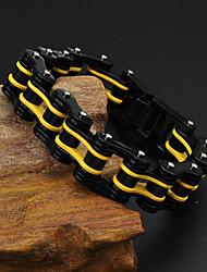 baratos -Personalizado Metalic Bracelete/Pulseira Noivo Padrinho do Noivo Amigos Roupa Diária