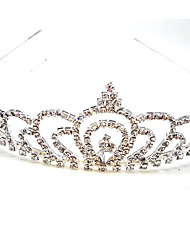 Alloy Headbands with Crystal/ Rhinestone 1pc Wedding Headpiece