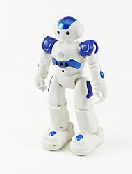 baratos -RC Robot Infravermelho Metalic / Plástico Forward / Backward / Cantando / Dançando Não aplicável
