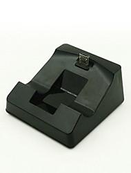 abordables -IPLAY DC USB Support de poignée Pour PS4,ABS Support de poignée Facile à transporter Prêt à l'emploi # USB 2.0