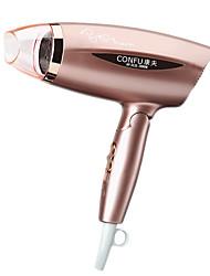 baratos -Factory OEM Secador de cabelo for Homens e Mulheres 220V Temperatura Ajustável Curler & straightener Design Portátil