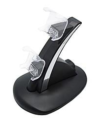 Недорогие -IPLAY Зарядное устройство Назначение PS4 ,  Автоматическое конфигурирование Зарядное устройство Металл / ABS 1 pcs Ед. изм