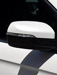 baratos -1pç Carro Capas de Espelho Lateral Negócio Tipo de fivela For Espelho Retrovisor Esquerdo For Ford Edge 2017 / 2016 / 2015