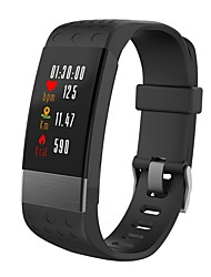 cheap -Smart Bracelet I7PIUS for iOS / Android Heart Rate Monitor / Blood Pressure Measurement / Pedometers / Calories Burned / Long Standby Pedometer / Activity Tracker / Sleep Tracker / Sedentary Reminder