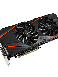 Недорогие -GIGABYTE Video Graphics Card GTX1060 МГц 8008 МГц 6 GB / 192 бит GDDR5
