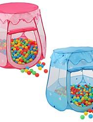 Недорогие -Игровые тенты и тоннели ящик Взаимодействие родителей и детей Детские Подарок 1pcs