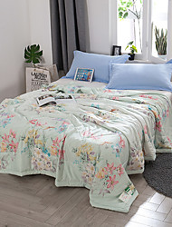 cheap -Comfortable - 1pc Bedspread Summer Polyster Floral