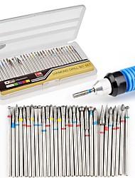 Недорогие -30pcs Аксессуары Высокое качество Головка для шлифования ногтей Инструмент для ногтей Инструмент для ногтей