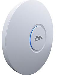preiswerte -Smart Wifi Router AP / Repeater 300 Mbps 2,4 GHz 80 MT 2 Ports Home Office tragbaren täglichen Gebrauch